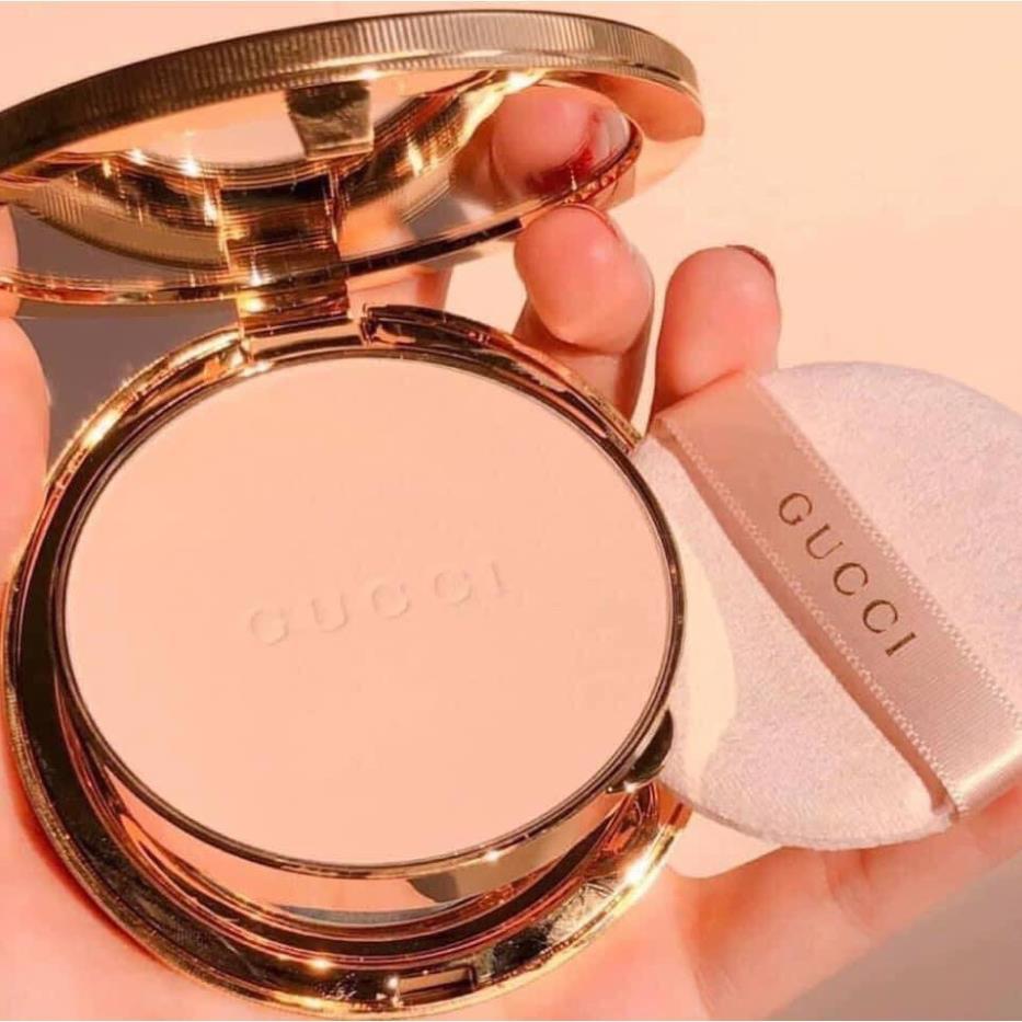 Phấn Nén Gucci Poudre De Beaute Mat Naturel Pressed Powder | Shopee Việt Nam
