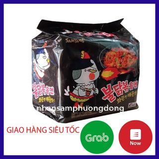 Mì cay Hàn Quốc, Mỳ cay Samyang, Mi Khô Gà Cay Nongshim LỐC Đặc sản 3 Miền Shop Nhân Sâm Phương Đông nhansamphuongdong .