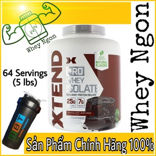 XTEND PRO WHEY ISOLATE 5LBS