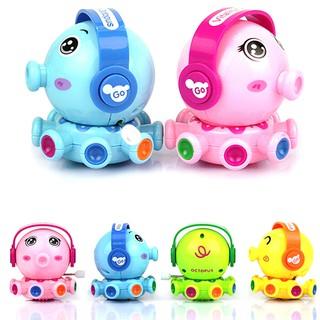 span-new craving 1Pc cute animal octopus figures clockwork toys kid wind up cartoon toy