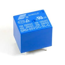Relay Songle SRD 5P 10A - 1 chiếc