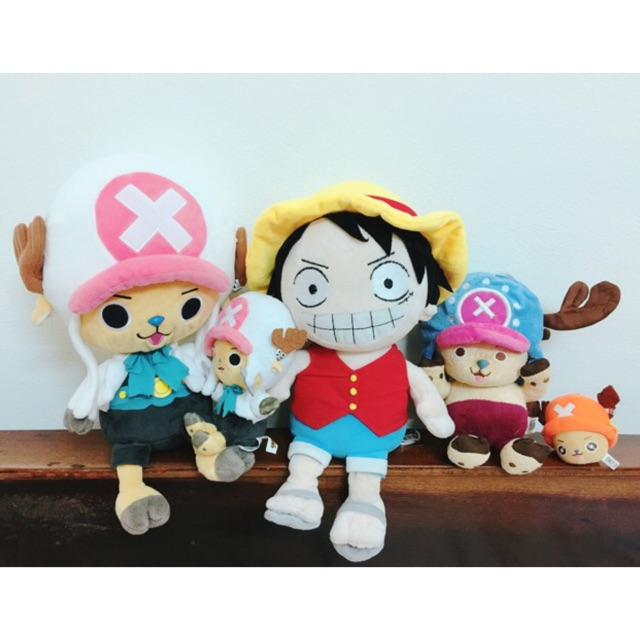 Luffy và Chopper One Piece – Đảo Hải tặc hàng chính hãng