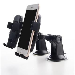 Giá giữ điện thoại,Kẹp điện thoại xoay 360,giá giữ điện thoại gắn ô tô, siêu tiện ích thumbnail