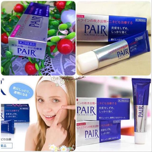 Kem trị mụn Pair Acne Care Cream W 24g - 3294142 , 1308148420 , 322_1308148420 , 225000 , Kem-tri-mun-Pair-Acne-Care-Cream-W-24g-322_1308148420 , shopee.vn , Kem trị mụn Pair Acne Care Cream W 24g