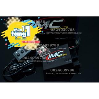 IC MỞ TUA IMC UMA RACING 4 MAP CHO EXCITER 135 thumbnail