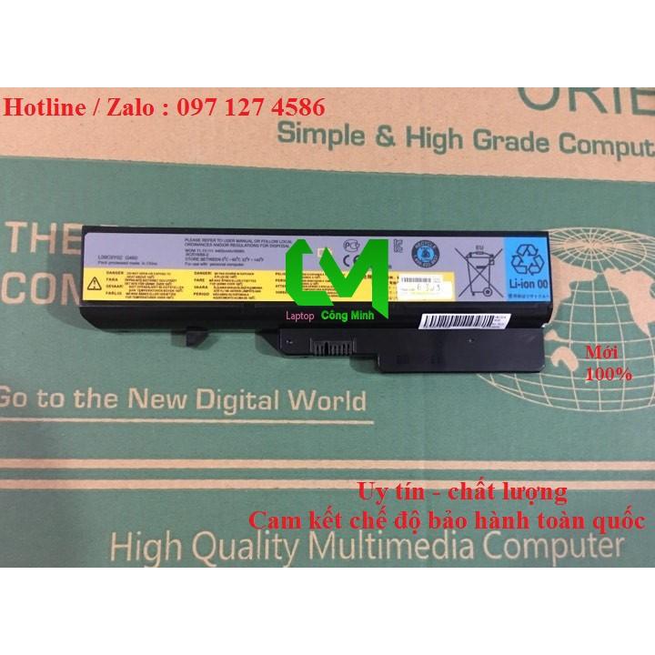 PIN LAPTOP LENOVO G470 G570 G460 G465 Z460 Z470 V470 V360 B470 Z465 Z475 Z570 Giá chỉ 350.000₫