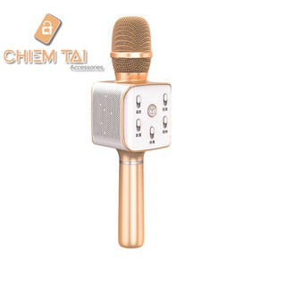 Micro karaoke kèm loa Bluetooth Tosing Q11