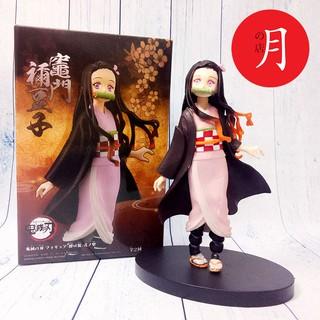 Mô hình 3d anime Figure Kimetsu no Yaiba Thanh gươm diệt quỷ Nezuko