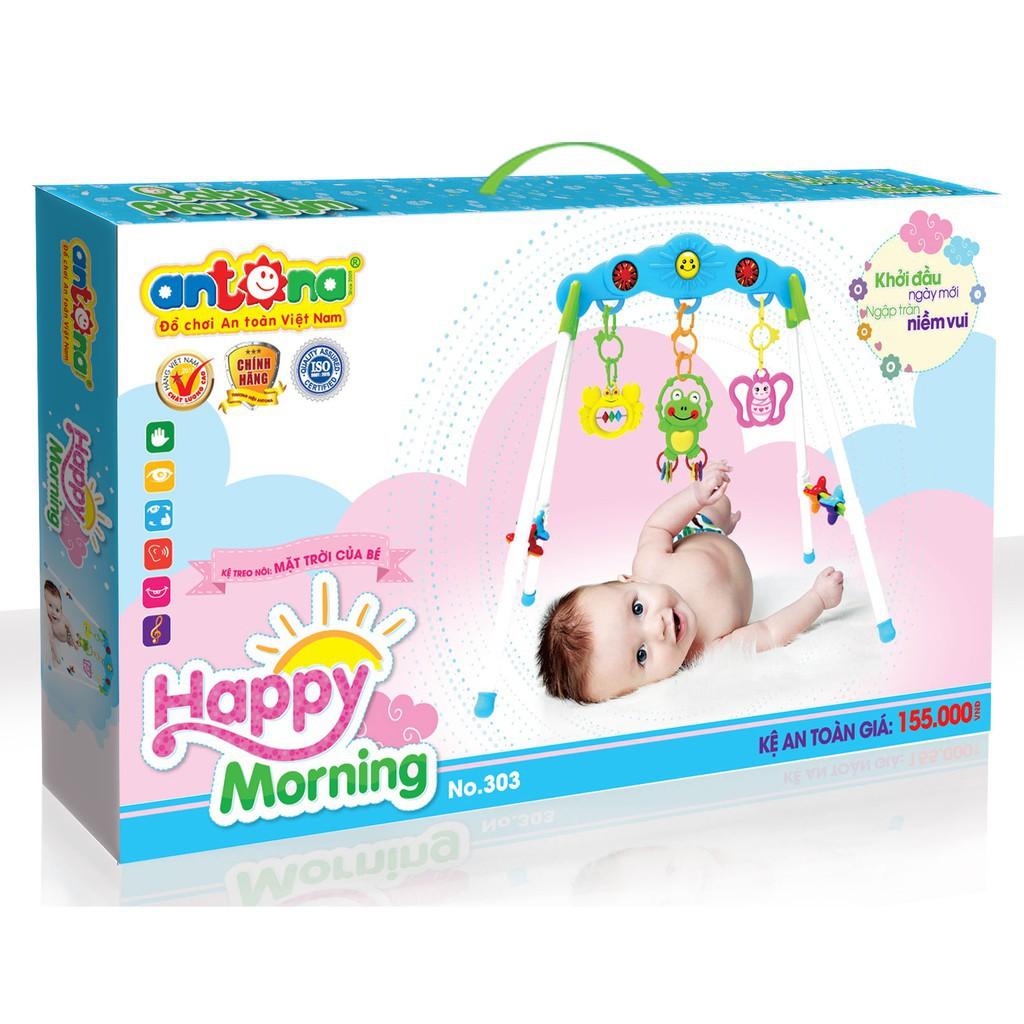 Đồ chơi -KỆ Mặt trời của bé - HAPPY MORNING ANTONA