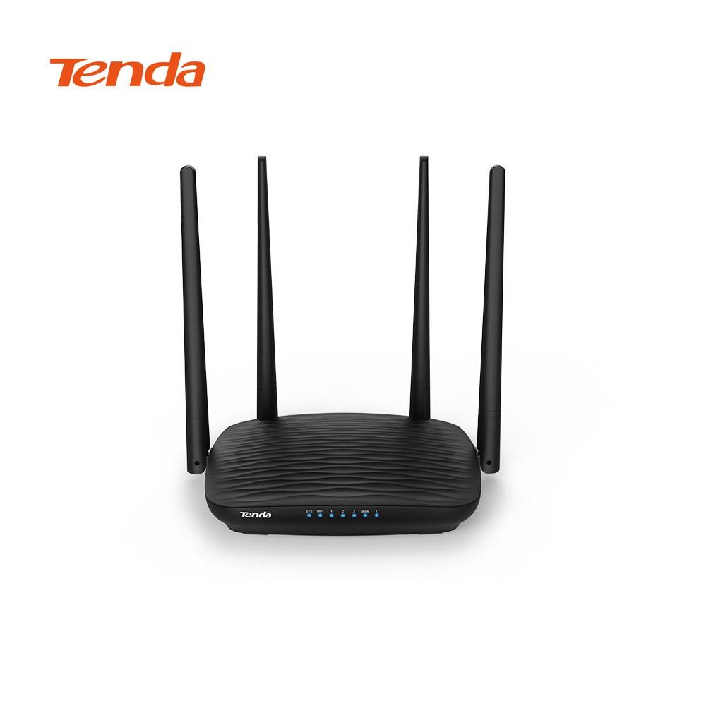 Bộ Phát Wifi Xuyên Tường Tenda AC5 Chuẩn AC1200Mbps , Tenda AC6 Chuẩn AC1200Mbps -Hàng Chính Hãng