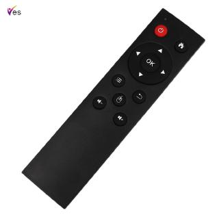 2.4G Wireless Air Mouse Keyboard Remote Control for TV Box for PC Black