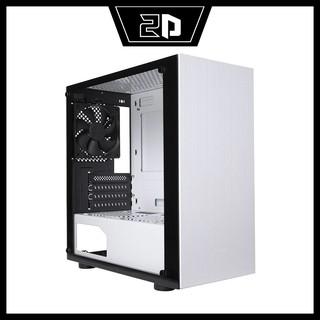 [Mã 158ELSALE hoàn 7% đơn 300K] Vỏ máy tính (Case) MIK Nexus M - White (Hỗ trợ Main ITX, mATX) thumbnail