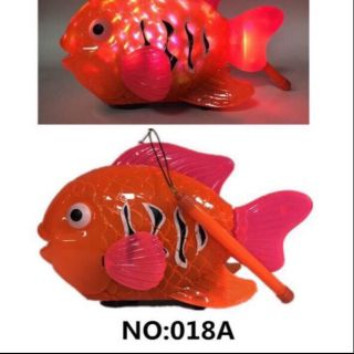 Đèn trung thu cá chép đỏ