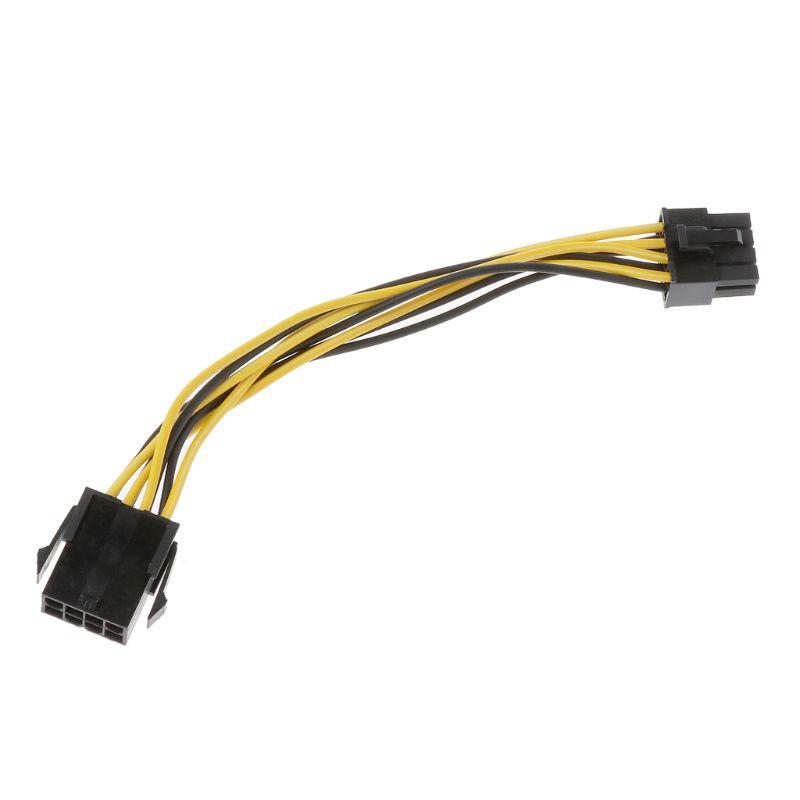 Dây Cáp Chuyển Đổi Nguồn Điện 8 Pin Sang 8 Pin Atx Eps