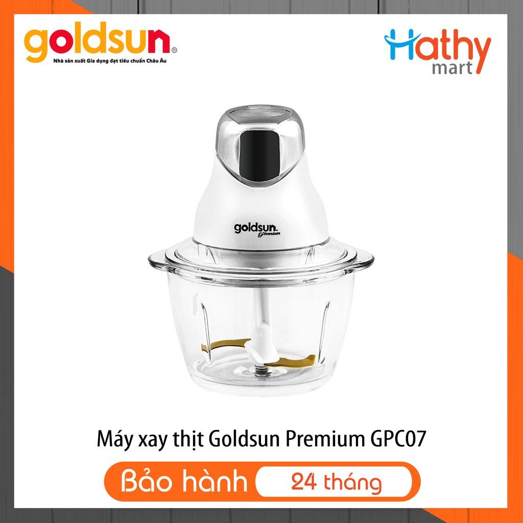 Máy xay thịt GoldSun Premium GPC07 - 2681494 , 850343724 , 322_850343724 , 799000 , May-xay-thit-GoldSun-Premium-GPC07-322_850343724 , shopee.vn , Máy xay thịt GoldSun Premium GPC07