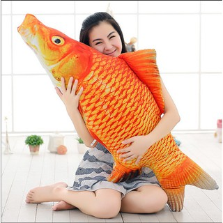 Gối ôm cá chép