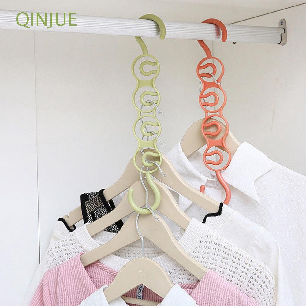 Móc nhựa treo quần áo nhiều tầng đa chức năng