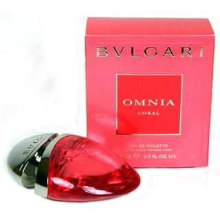 Nước hoa nữ Bvl Omnia Jewel Charms Coral EDT 15ml thumbnail