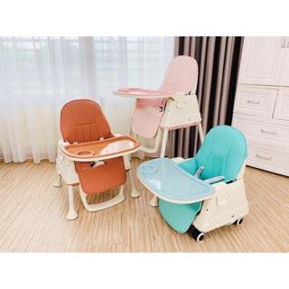 Ghế ăn dặm cao cấp Hanbei 3 chức năng tiện dụng cho mẹ và bé thumbnail