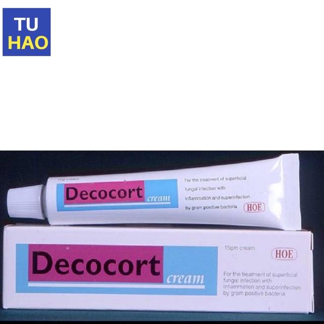 ✅ (CHÍNH HÃNG) Decocort điều trị nấm da 15g - 2603869 , 658904061 , 322_658904061 , 70000 , -CHINH-HANG-Decocort-dieu-tri-nam-da-15g-322_658904061 , shopee.vn , ✅ (CHÍNH HÃNG) Decocort điều trị nấm da 15g