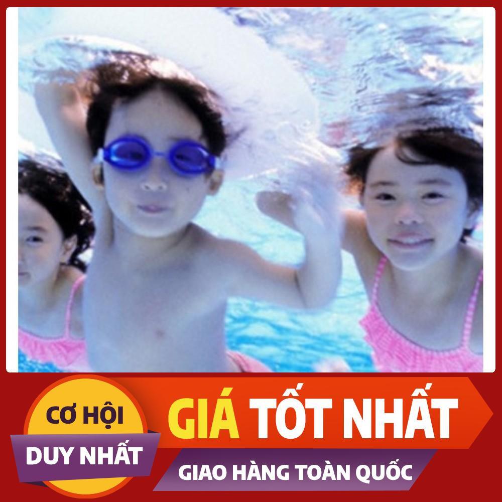 KBBHN-Kính bơi trẻ em tặng bịt tai chống nước vào tai cho bé từ 3 đên 10 tuổi