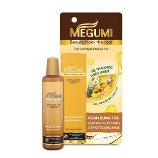 (chính hãng) Tinh chất ngăn rụng tóc Megumi 50ml hsd 2022 thumbnail
