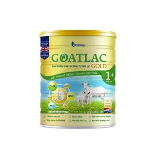 Sữa dê Goatlac gold 1+ loại 800g (mẫu mới thay cho Goatlac 3) thumbnail