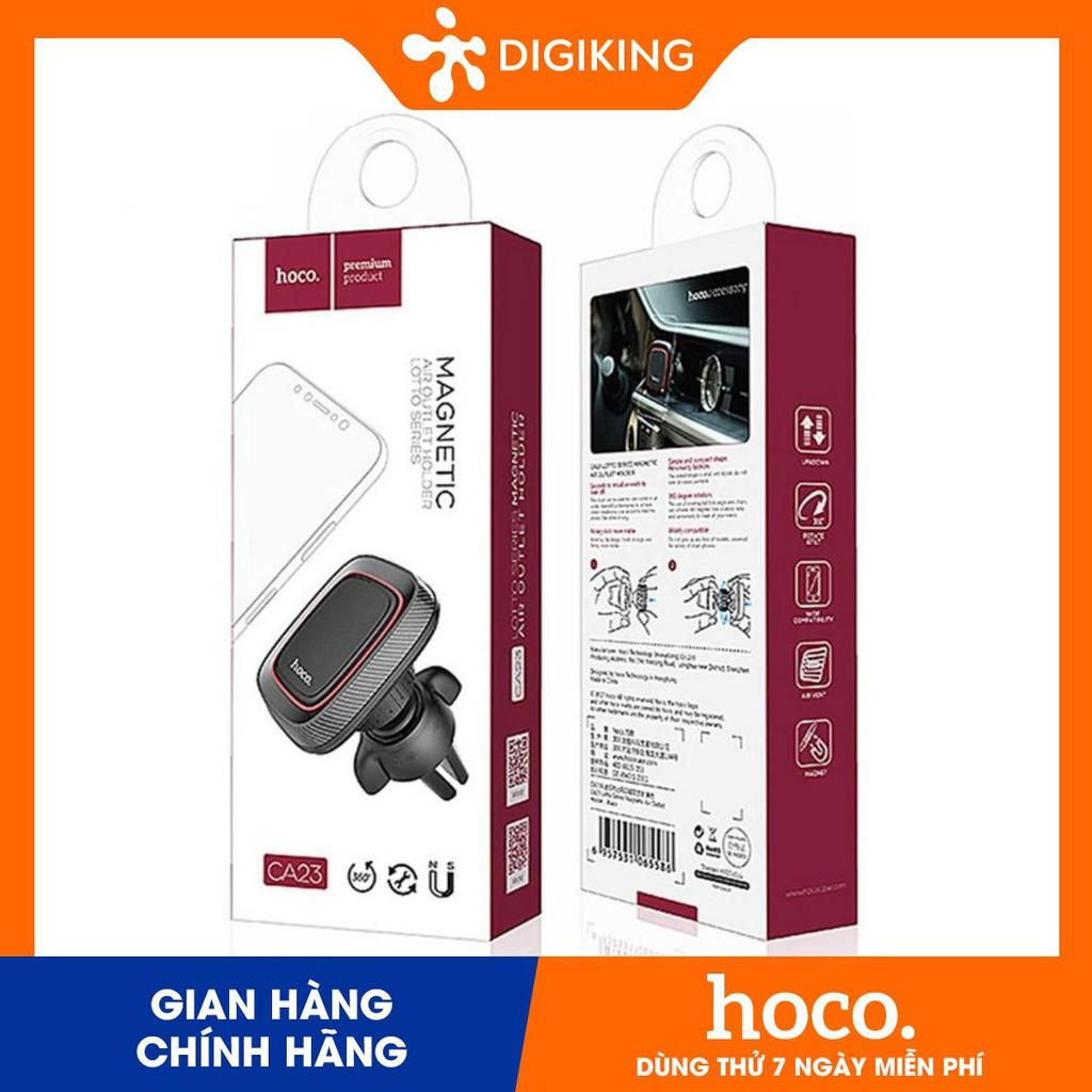 Kẹp đỡ điện thoại xe hơi HOCO - CA23