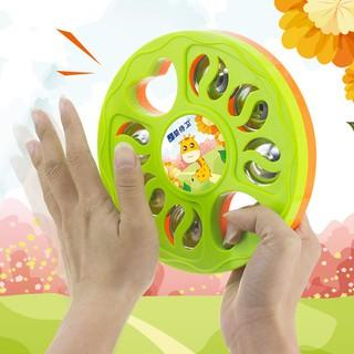 Đồ Chơi Trí Tuệ | Nhạc cụ Tambourine | Giúp bé phát triển trí thông minh tương tác | Kid Baby