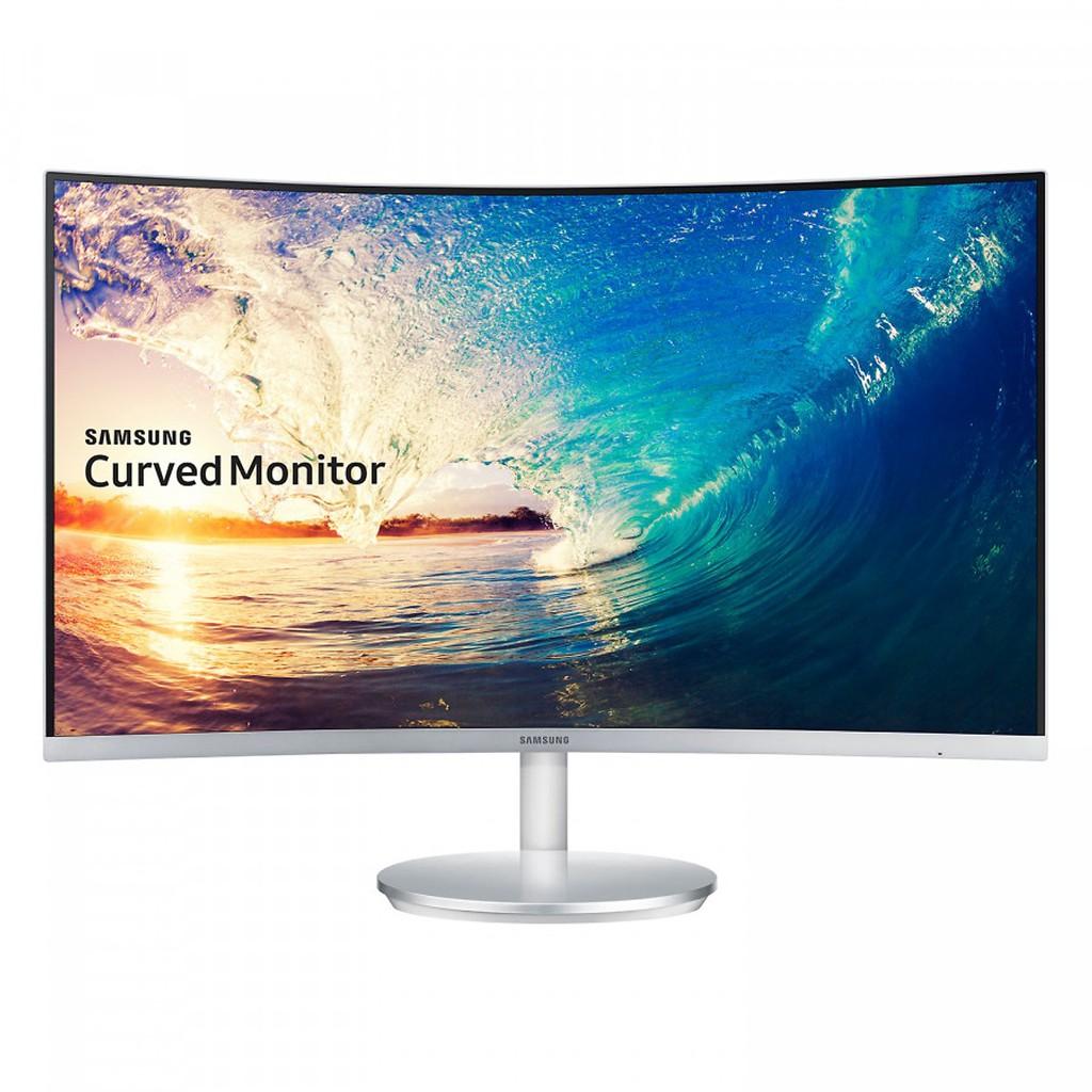 Màn hình cong full viền có loa 28inch LCD Samsung LC27F591FDEXXV