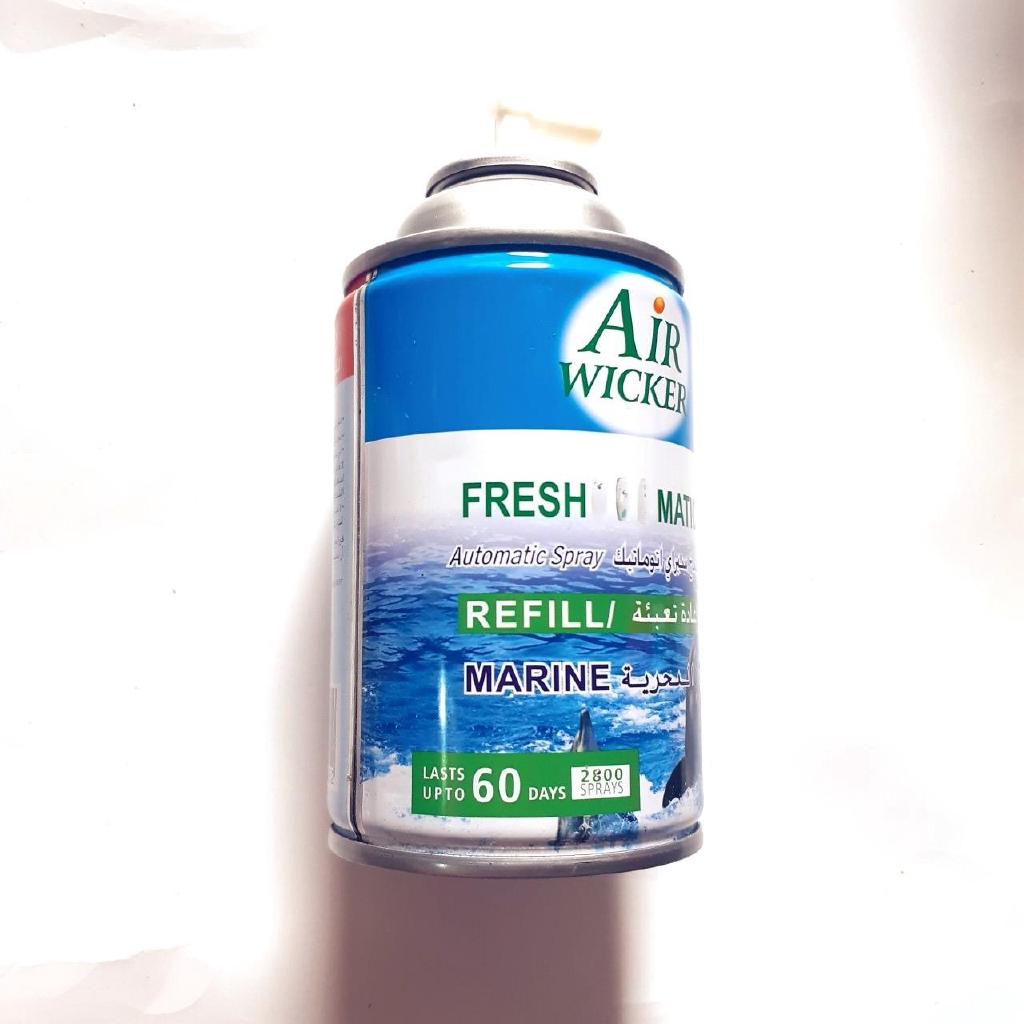Nước hoa xịt phòng AIRWICKER 250ml thay thế chai xịt trong máy xịt phòng tự động PT UTIHOME