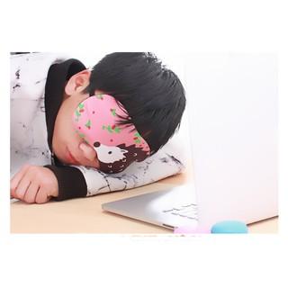 [LIKADO]Miếng bịt mắt ngủ có gel làm lạnh massage mắt ( BM1) thumbnail