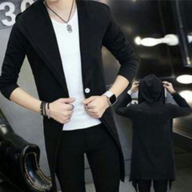 Áo khoác măng tô áo khoác nam thời trang Hàn Quốc