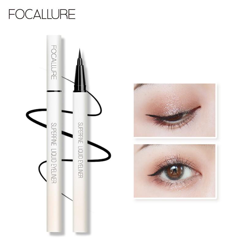 Bút kẻ mắt FOCALLURE chống nước nhanh khô 0.6g