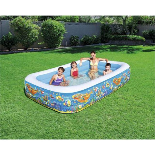 Bể bơi cỡ lớn bestway 305×183×56cm 54121