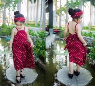 Váy Trẻ Em💕𝑭𝑹𝑬𝑬𝑺𝑯𝑰𝑷💕Váy Cho Bé  - Đầm Công Chúa Hàng Thiết Kế Cao Cấp VNXK Bé Từ 1-8 Tuổi 1 - 8 Tuổi