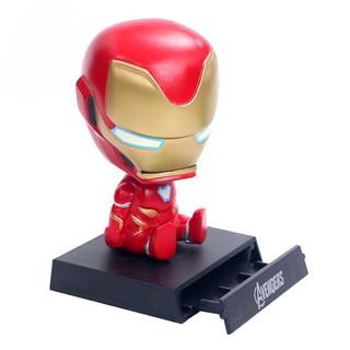 Mô hình Iron Man Lắc Đầu
