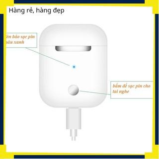 Tai Nghe Bluetooth Không Dây Nhét Tai I12 Kiêm Pin Sạc Dự Phòng Zoanshop01 thumbnail