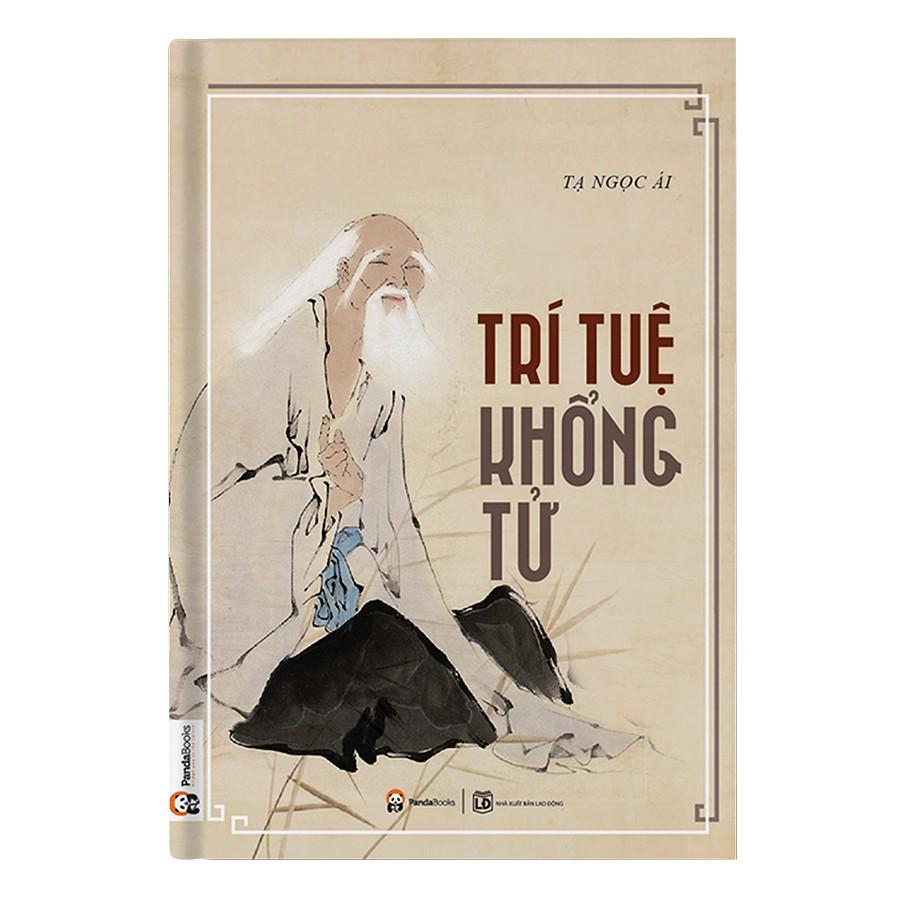Sách - Trí Tuệ Khổng Tử - 8236876295642