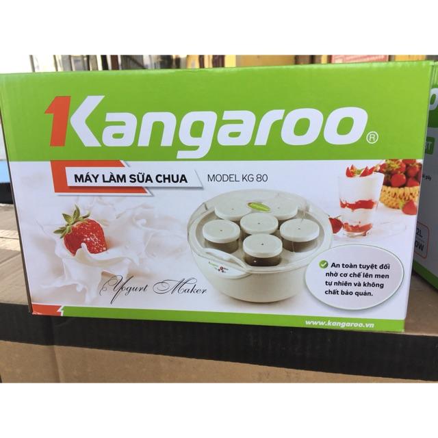Máy làm sữa chua Kangaroo KG80
