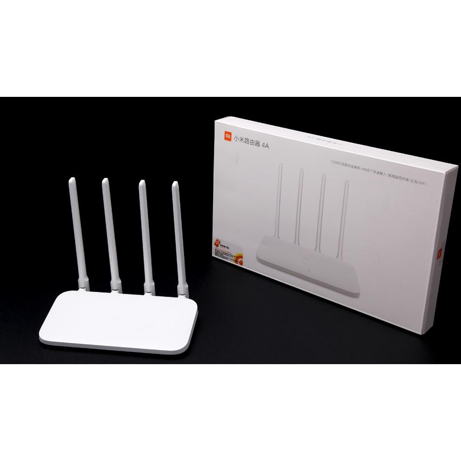Bộ phát wifi XIAOMI Router 4A- Chính hãng, Giá tháng 12/2020