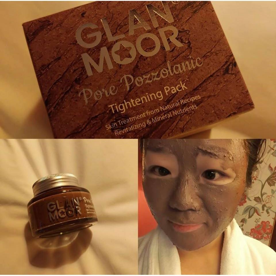 Glan Moor Pore Pozzolanic Tightening Pack