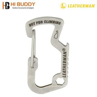 Móc Khóa Đa Năng LEATHERMAN Carabiner Accessory Hàng Chính Hãng - HIBUDDY thumbnail