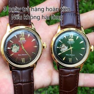 Đồng hồ nam Orient Automatic ( lộ máy ) thumbnail