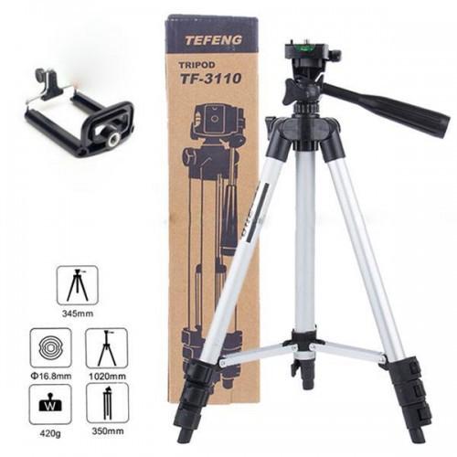 Giá đỡ máy ảnh 3 chân Tripod JF 3110 cho máy ảnh chuyên dụng