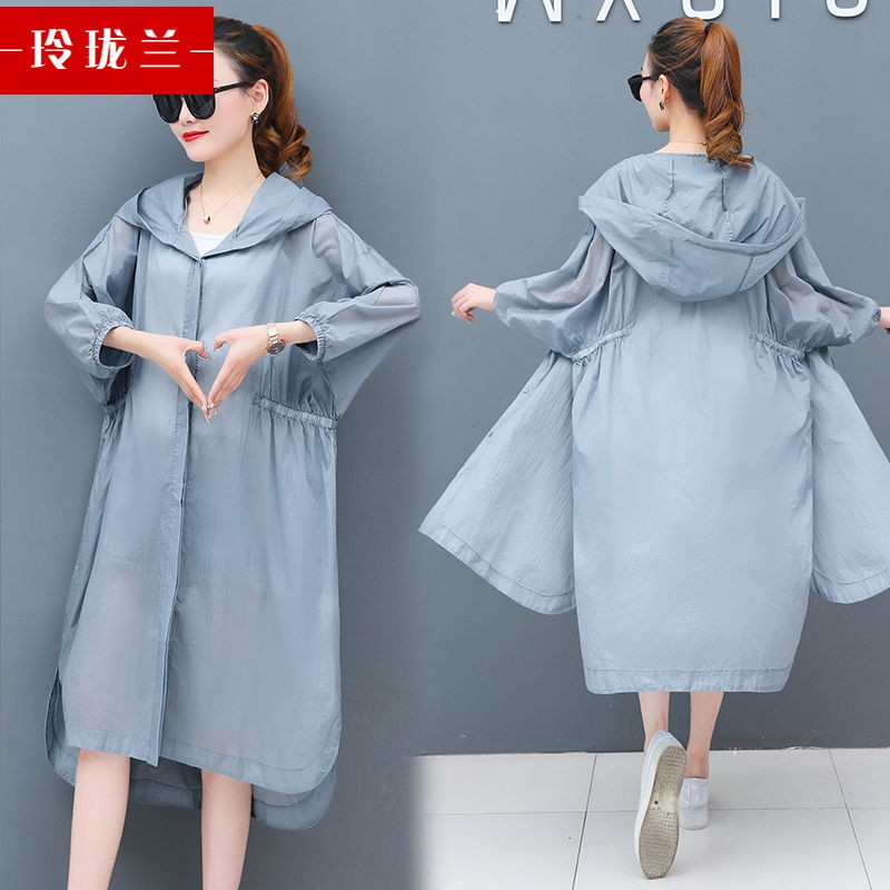 áo khoác nữ dáng dài thời trang - 13869769 , 2552019020 , 322_2552019020 , 291800 , ao-khoac-nu-dang-dai-thoi-trang-322_2552019020 , shopee.vn , áo khoác nữ dáng dài thời trang