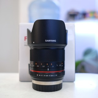 Ống kính Samyang 21mm F1.4 ED AS UMC CS for Fujifilm cũ