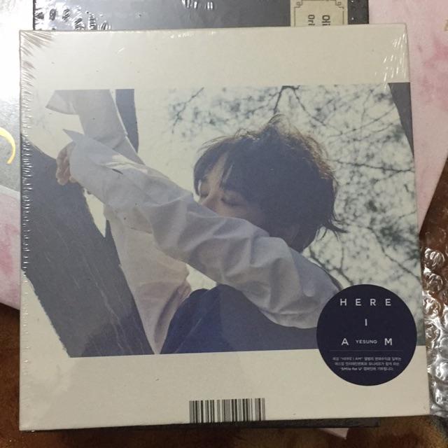 Album nhạc Here I Am