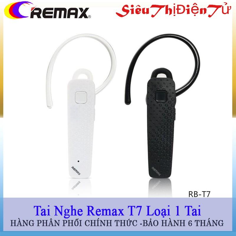 Tai nghe remax RB T7 Bluetooth 4.1 chính hãng