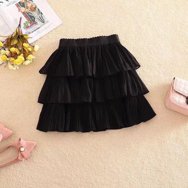 Chân váy 3 tầng cạp chun( kèm video shop) | BigBuy360